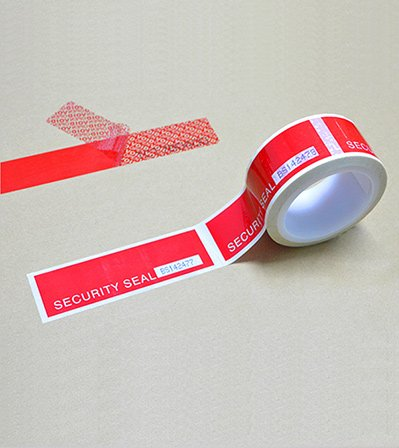 Let Us Talk About Tamper Evident Security Tape