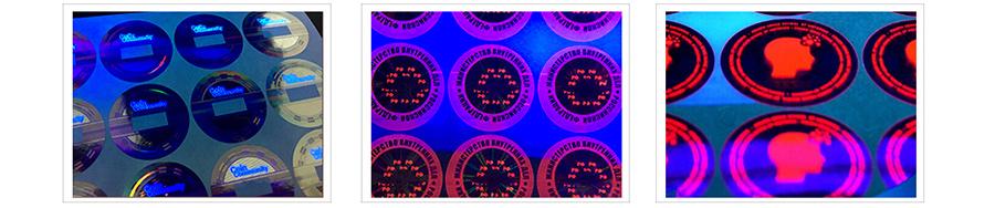 UV Ink Print Sticker