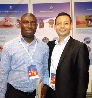 2015 THILAND INTERNATIONAL PACKAGING AND PRINTING EXHIBITION