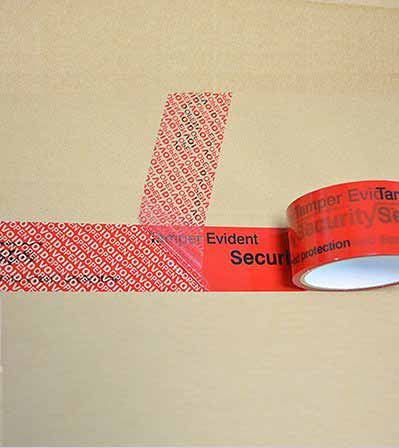 Tamper Proof Void Tape