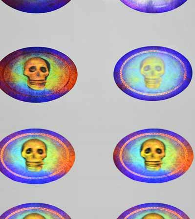 Photopolymer Sticker
