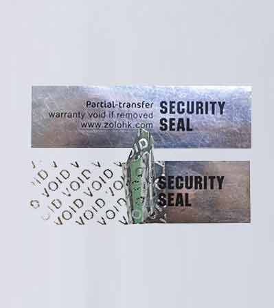Partial-transfer Security Label