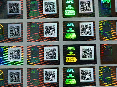 Precautions for the Production of Anti-counterfeit Code