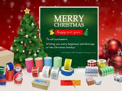 ZOLO Wish You Merry Christmas