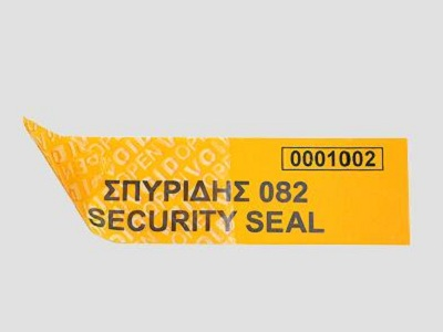 Enhance security with void labels protection