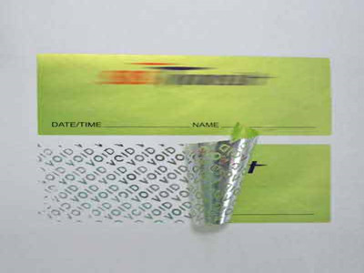 Application And Benefits of Tampered Security Void Label