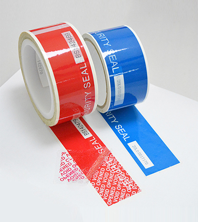 Tape With Serial Number