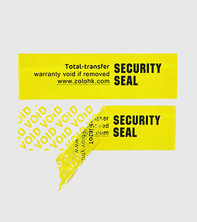 Security Sticker